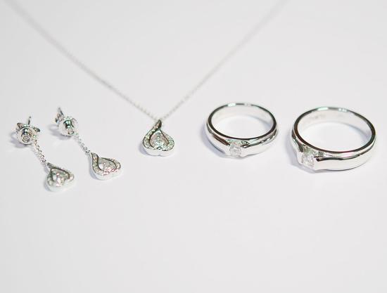 다이아몬드 결혼예물