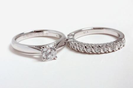결혼예물반지