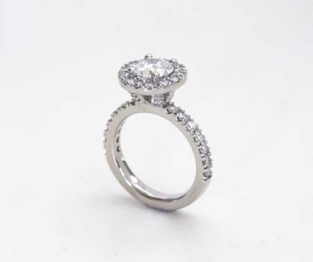다이아몬드결혼반지
