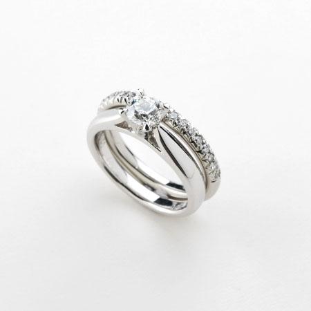 다이아몬드 결혼반지